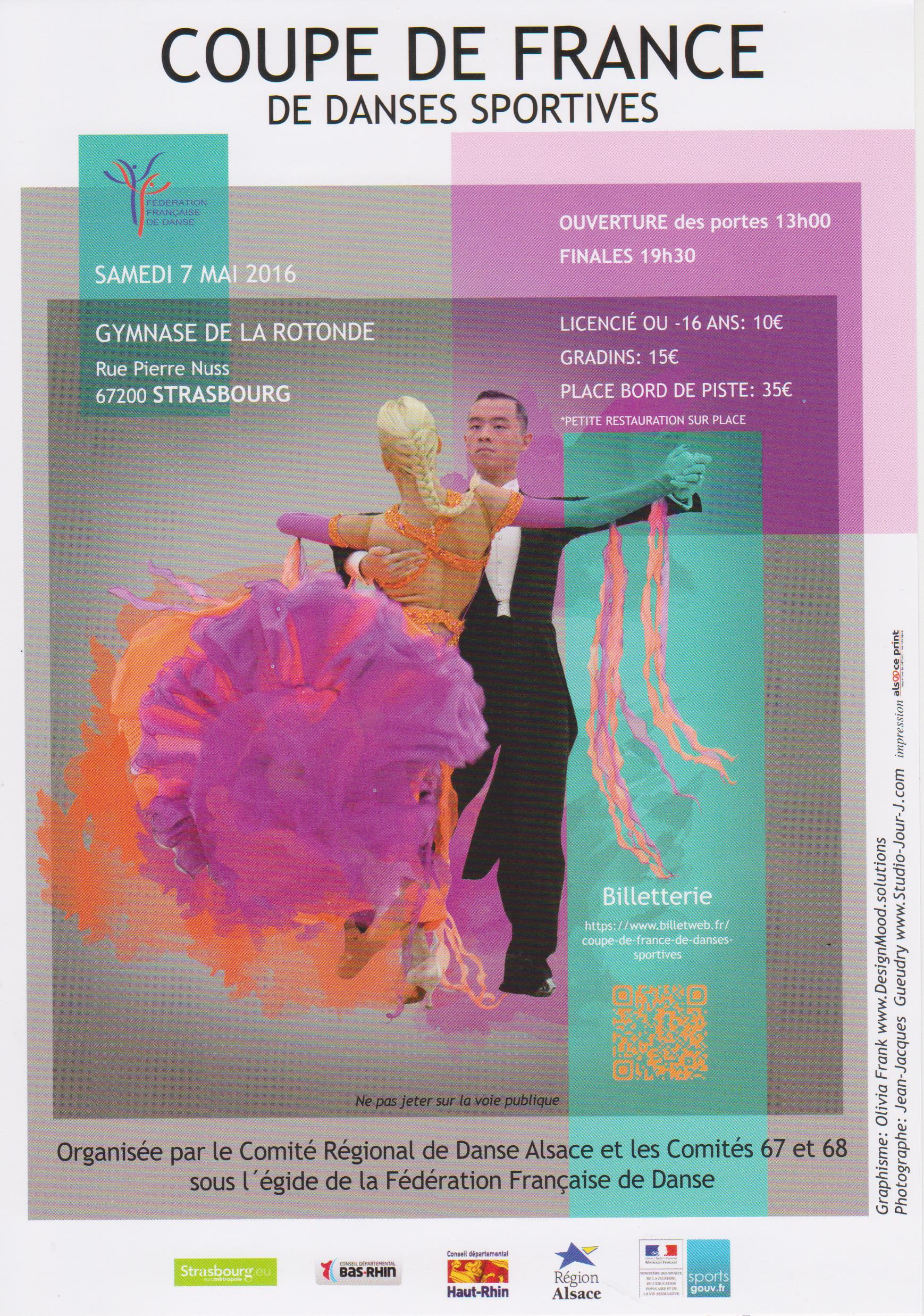 Coupe de France de Danse de Danses Sportives